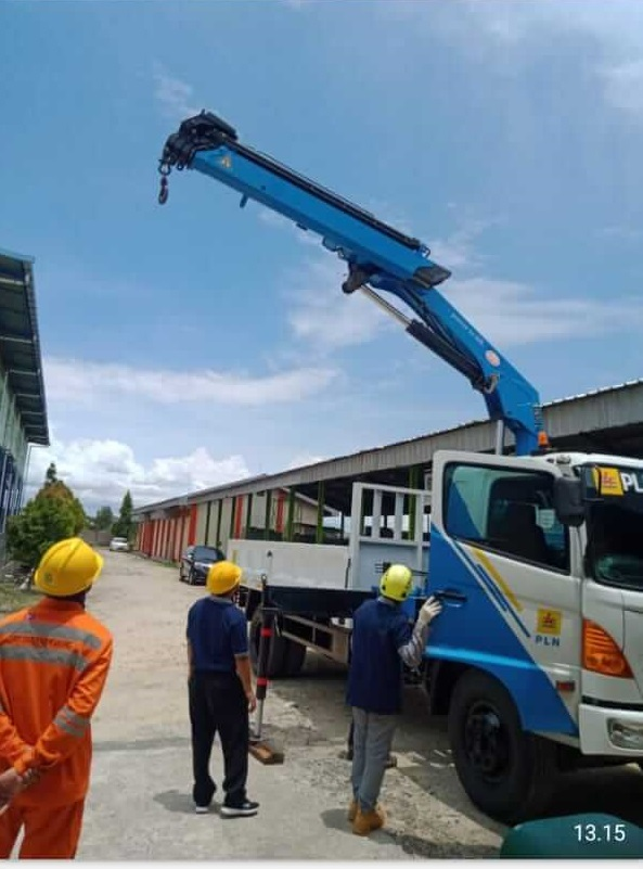 training k3 operator crane